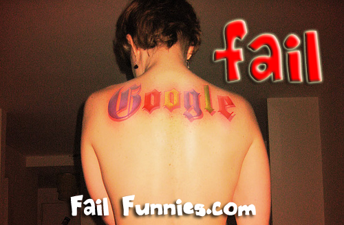 google tattoo fail