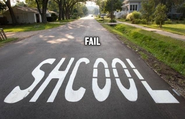 school funny epic fail