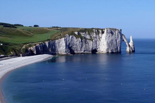 sea cliffs etretat photography