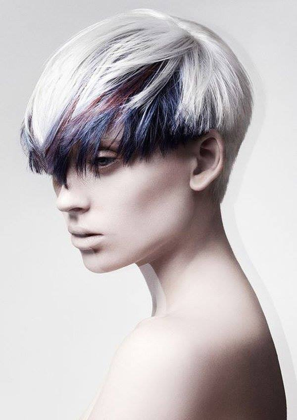 12 hot dyed hair funny photography