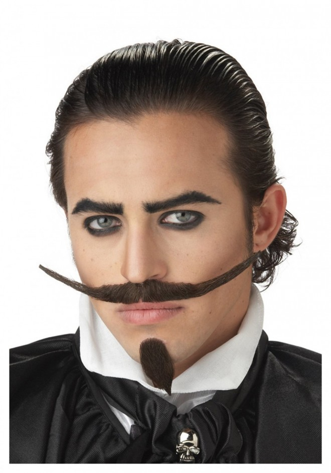 musketeer funny mustache -  13