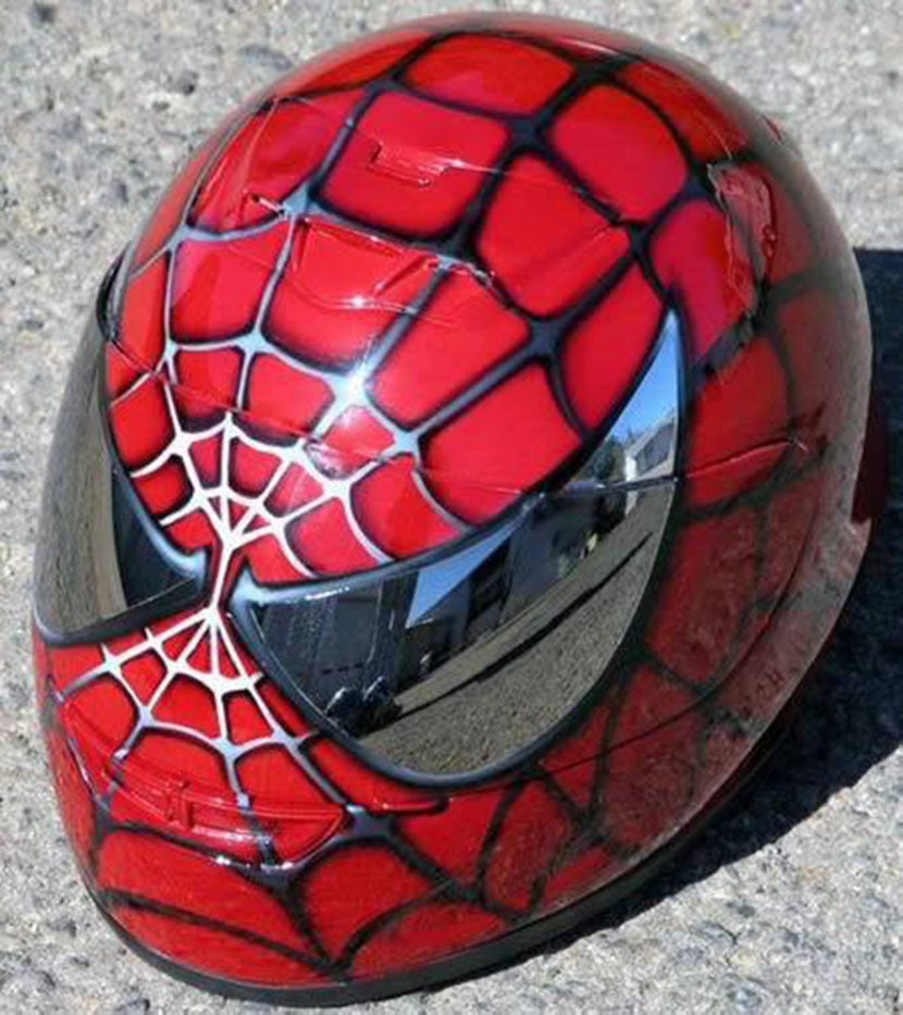 14 cool motorcycle helmets