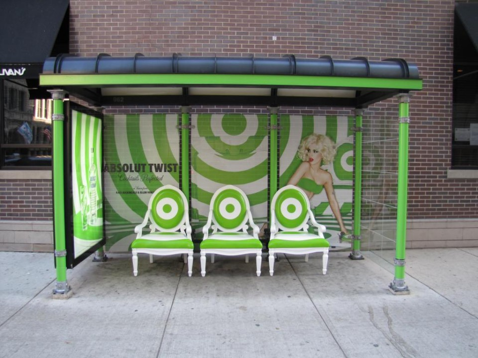 14 funny benches advertising