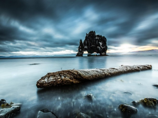 hvitserkur photography