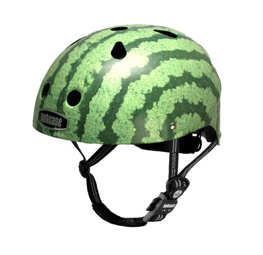 cool watermelon motorcycle helmets