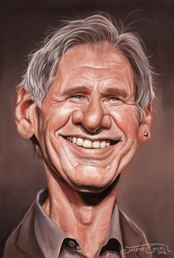 jaume cullell funny caricature