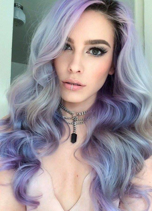 18 hot dyed hair funny photography
