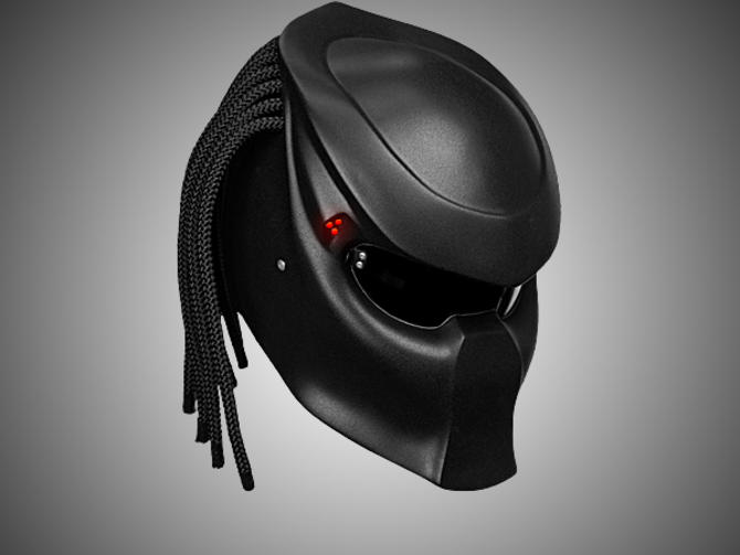 19 cool motorcycle helmets