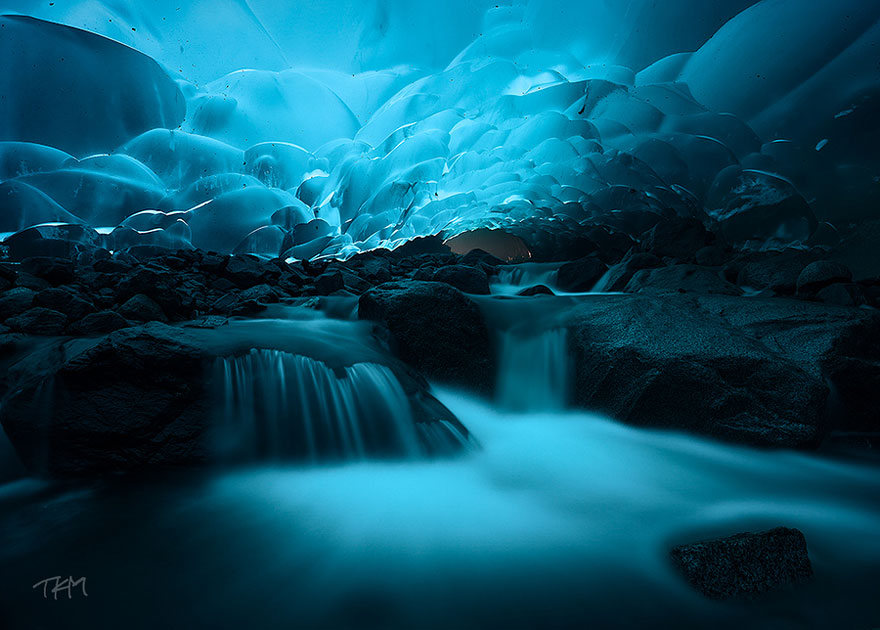 19 mendenhall ice caves photography