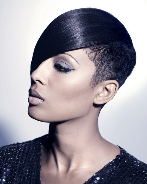 20 cool edgy hair style design by tamika gilliard