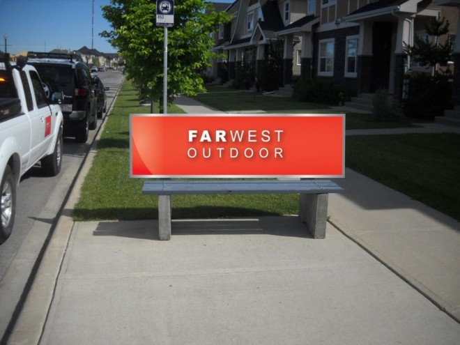 20 funny benches advertising