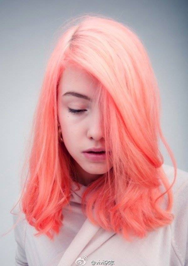 20 hot dyed hair funny photography