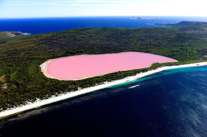 lake hillier photography