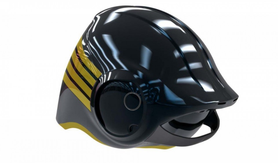 3 cool motorcycle helmets