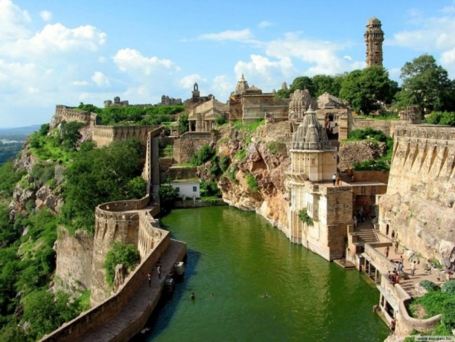 chittorgarh fort photography