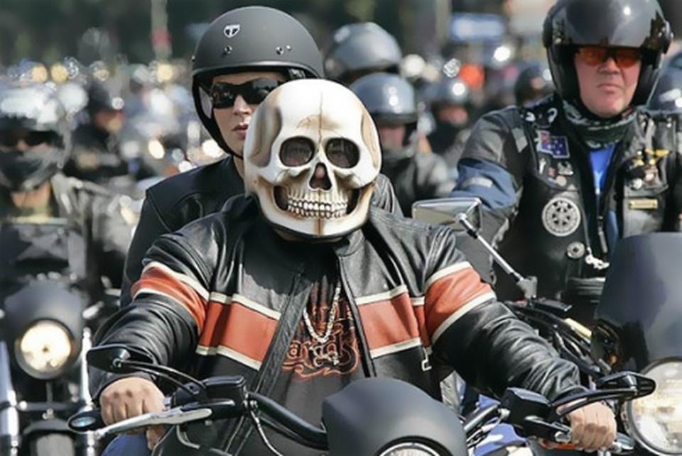 5 cool skull motorcyclr helmets