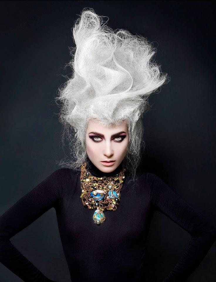 fantacy hair style design by tamika gilliard