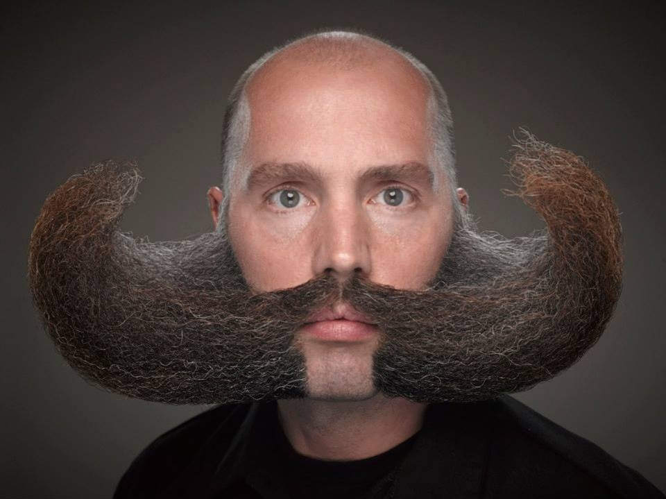 horn funny mustache