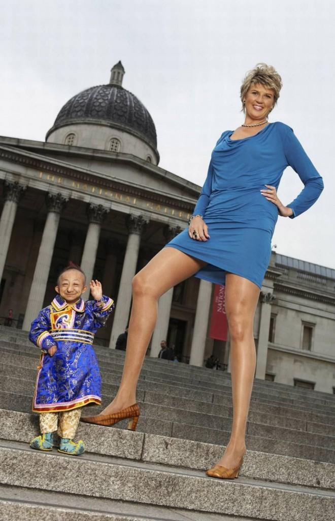 longest legs funny guinness world records