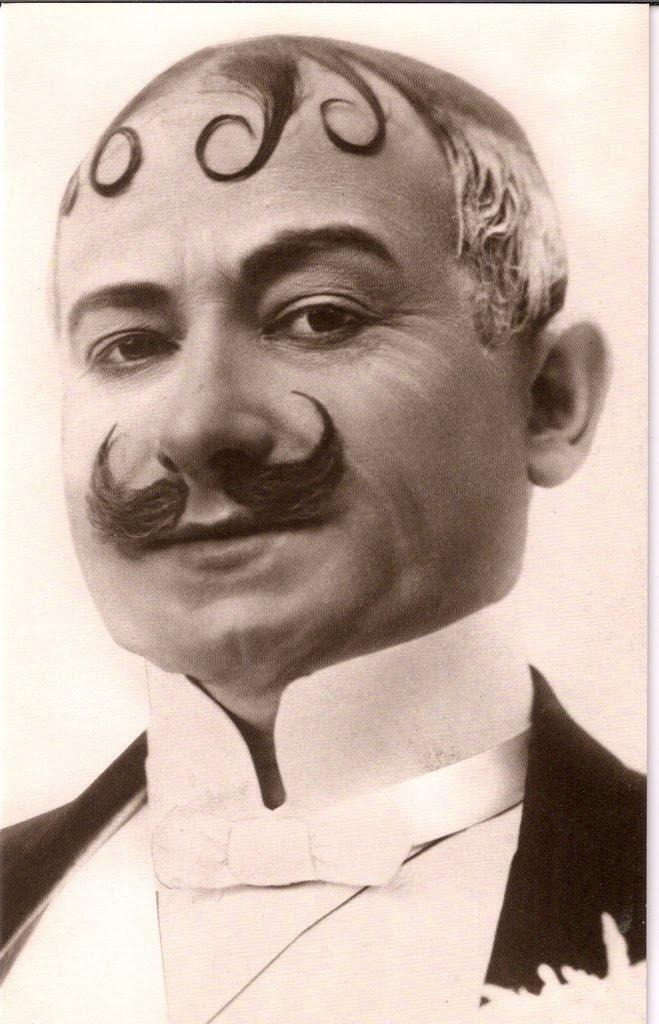 clown funny mustache