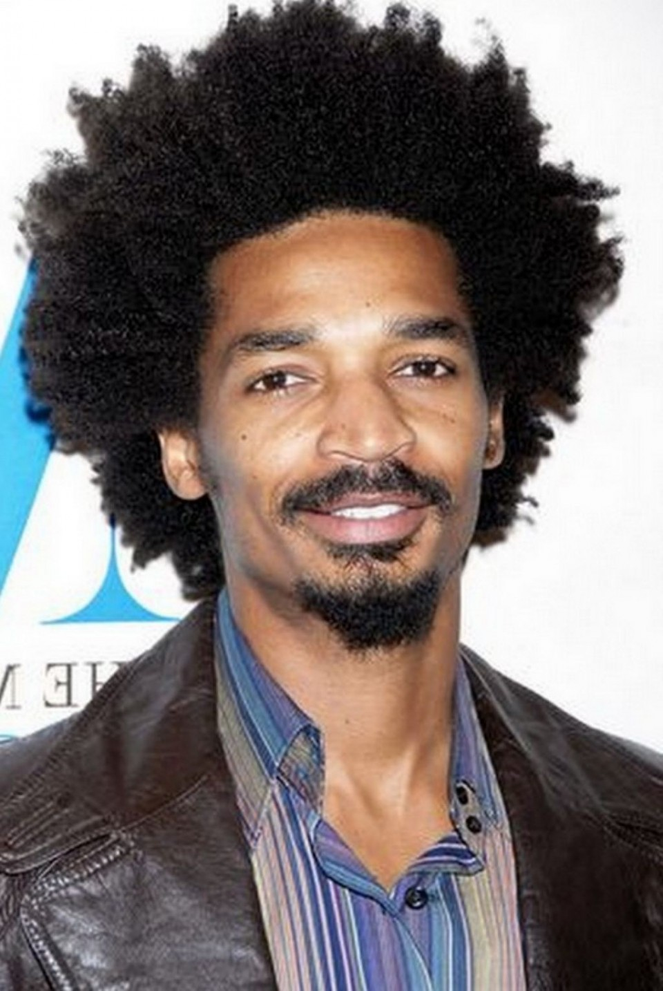 black men short hairstyle