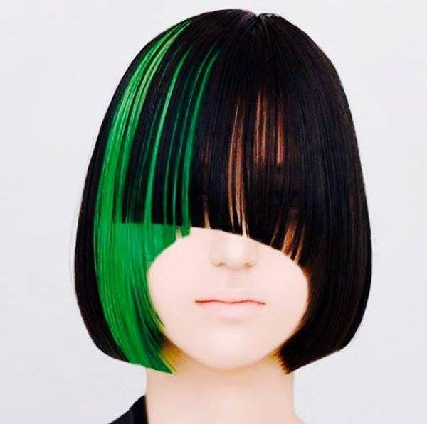 9 hot dyed hair funny photography