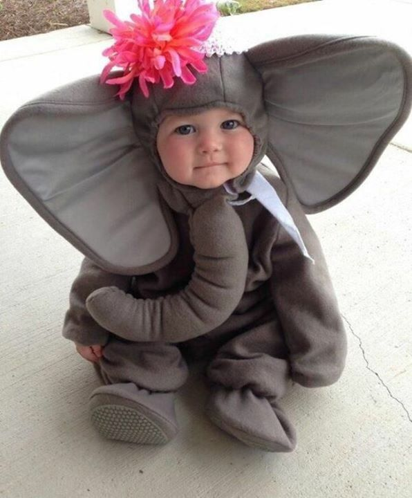elephant costume funny kids