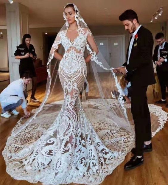most funniest wedding dress