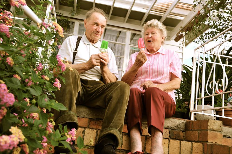 funny old couples