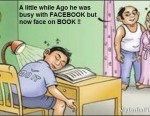 funny-face-on-book