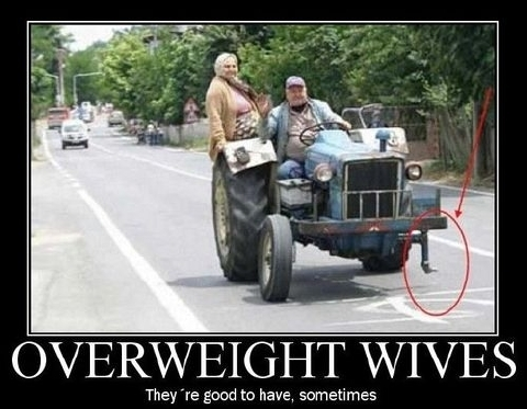 funny pictures overweight wives