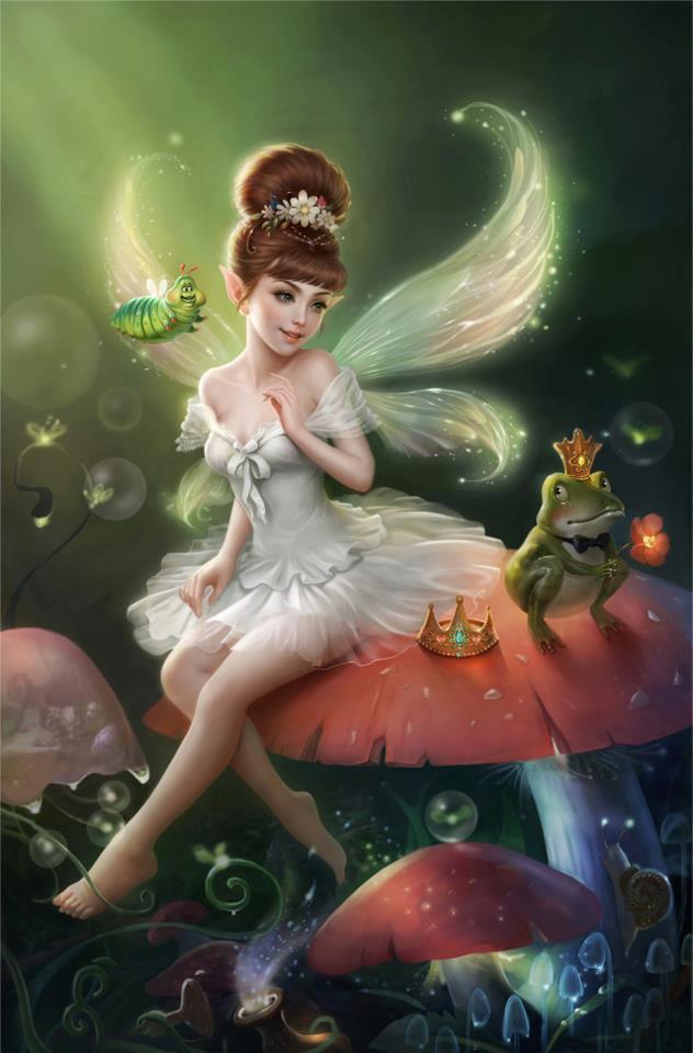 digital art work fantasy