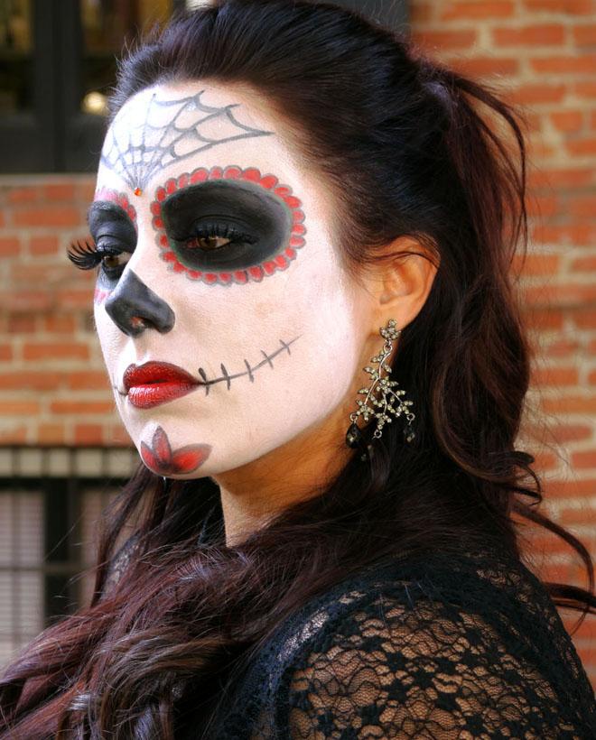 Halloween Face Paint Ideas For Women.Halloween Costume Face Paint Ideas 5 Quick Costumes That