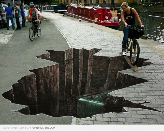 funny amazing 3d art