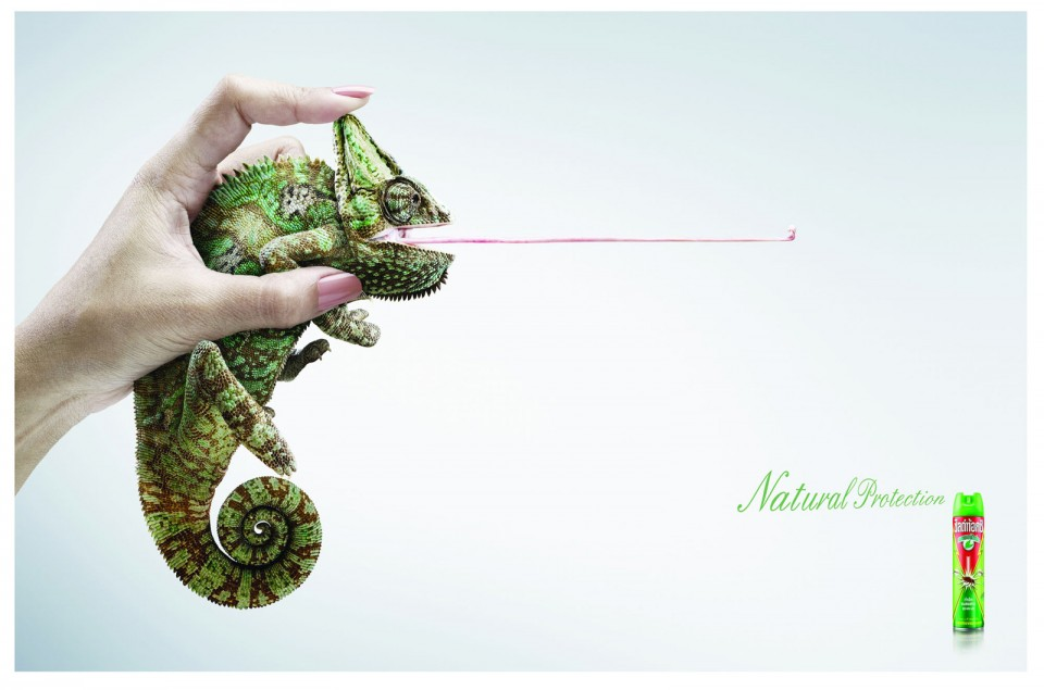 creative ads for protection