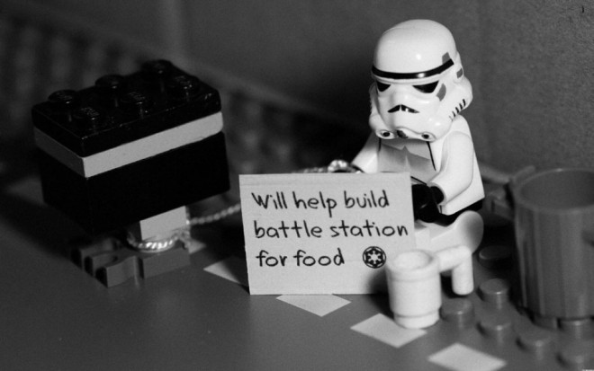 creative ads funny stormtrooper
