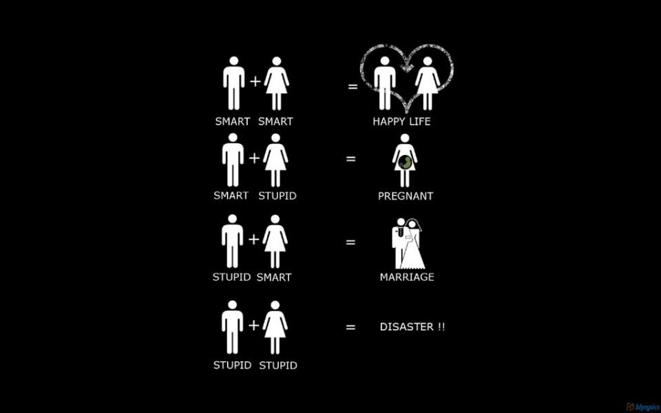 funny cartoon wedding meaning
