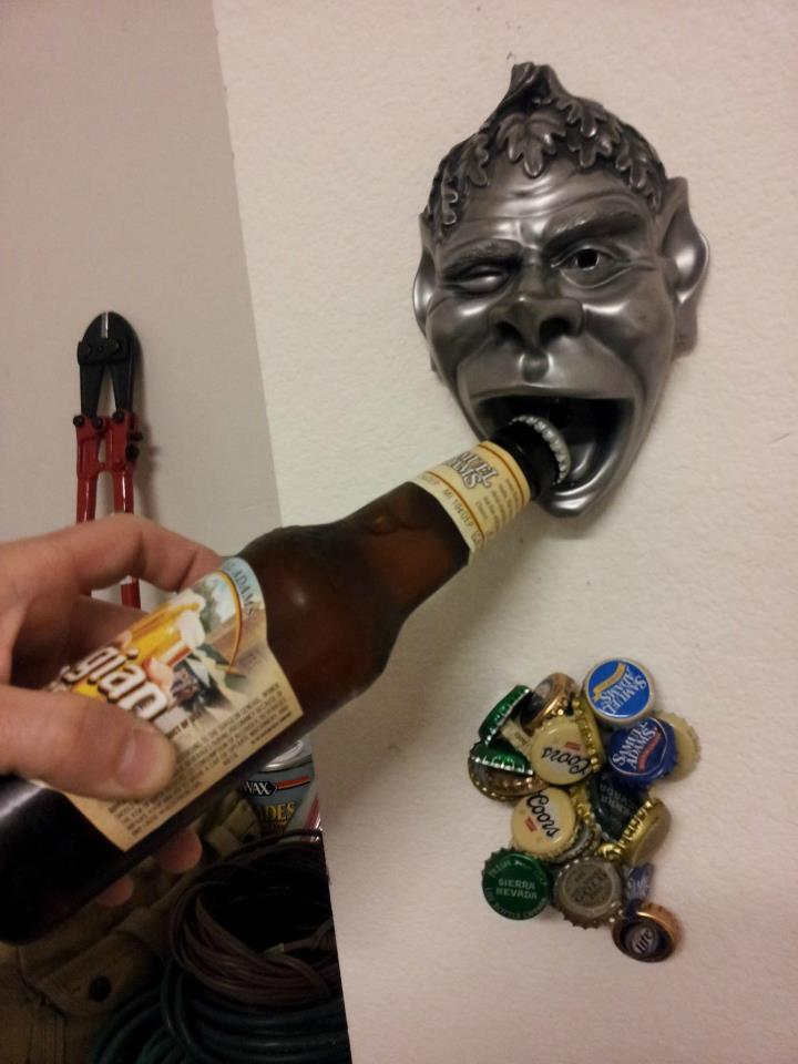 amazing picture creative bottle opener