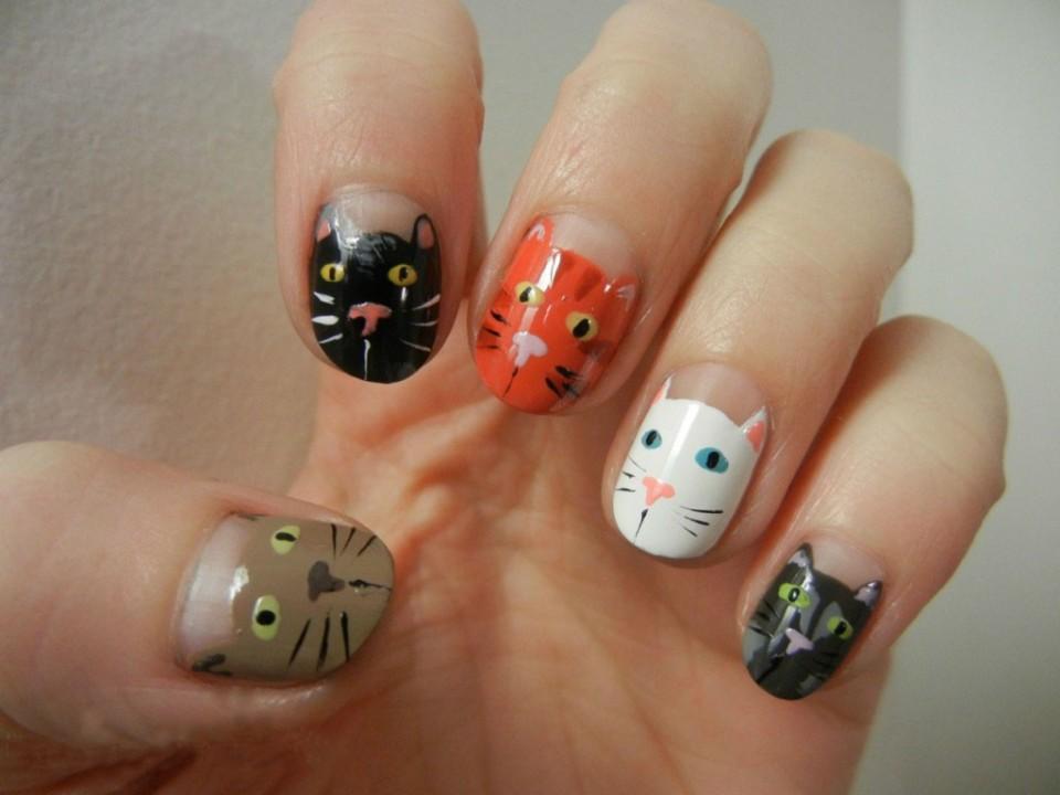 amazing cat nails