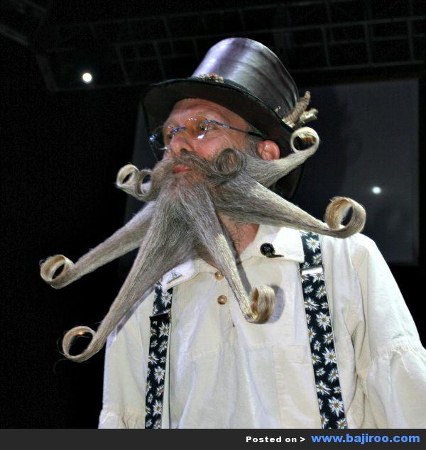 funny amazing creepy beards
