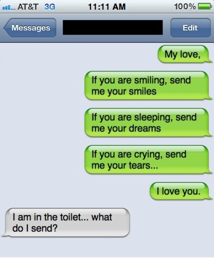 funny text fail love