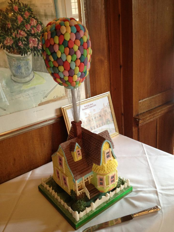 inspiring cake