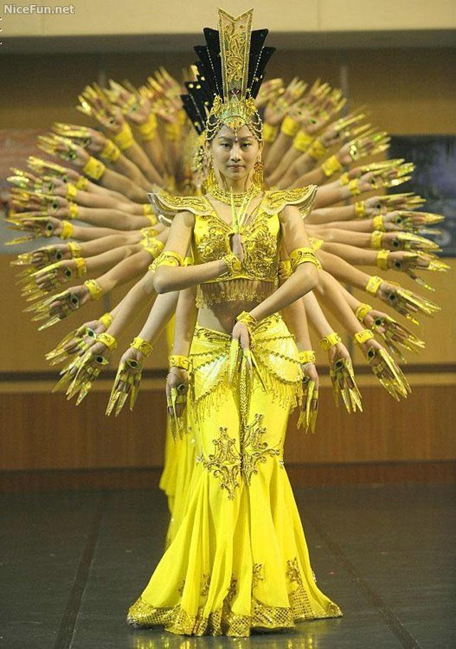 beautiful picture thailand dance