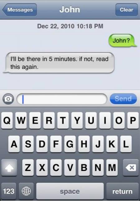funny fail text