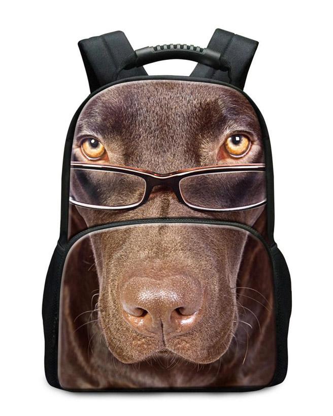 funny handbag ladies weird dog