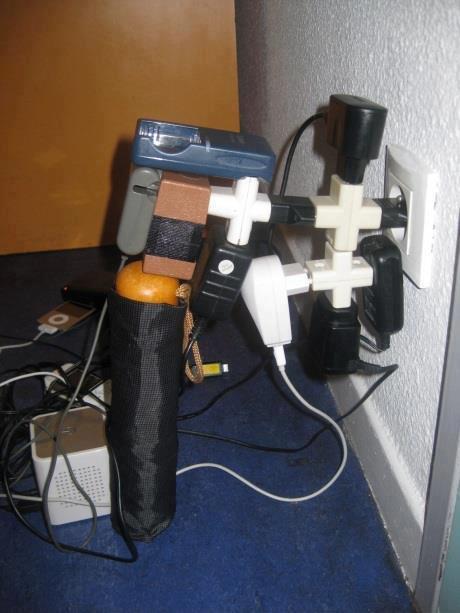 funny plug point