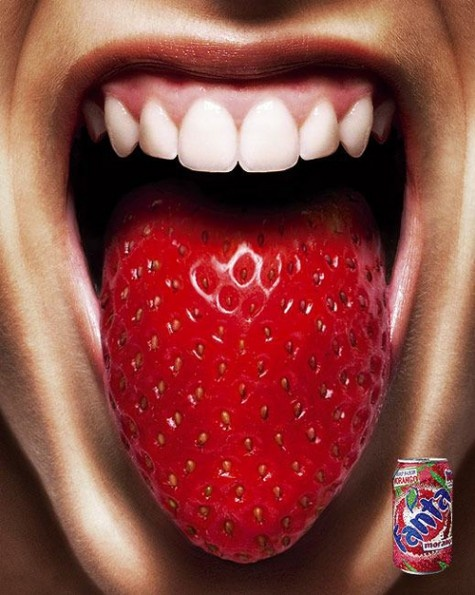 creative ads for soft drink