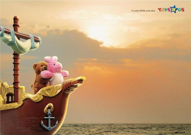 funny toy ad