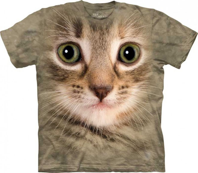 3d dog face tshirts -  18