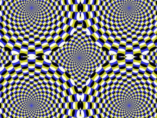 2 optical illusion pictures